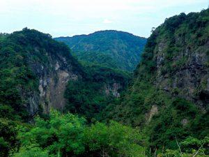 Fanshuliao Mini Gorge
