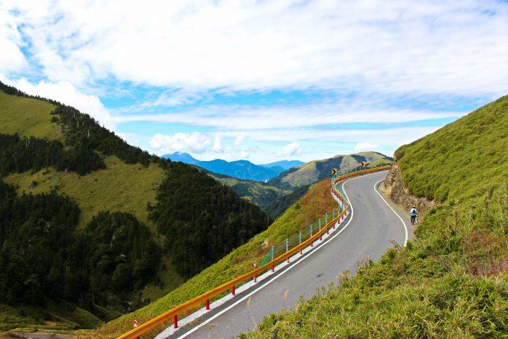 Hehuanshan Road