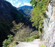 Taroko Baiyang Waterfall trail