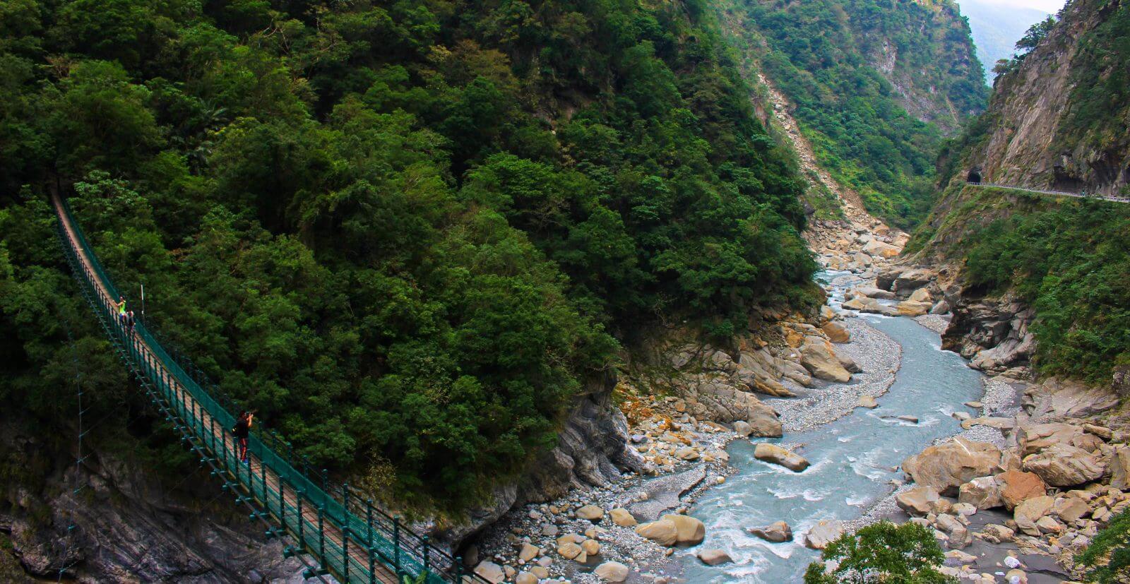 The BETTER Taroko Gorge Tour