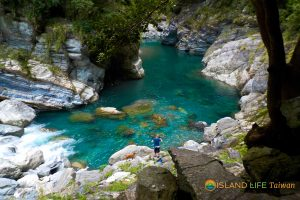 Mugua River Gorge, Mugumuyu, Mugumugi, Hualien Tour