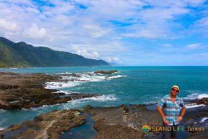 Shihtiping, East Coast Taiwan, Hualien Tour