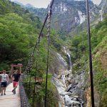 Baiyang Waterfalls, Taroko Gorge National Park