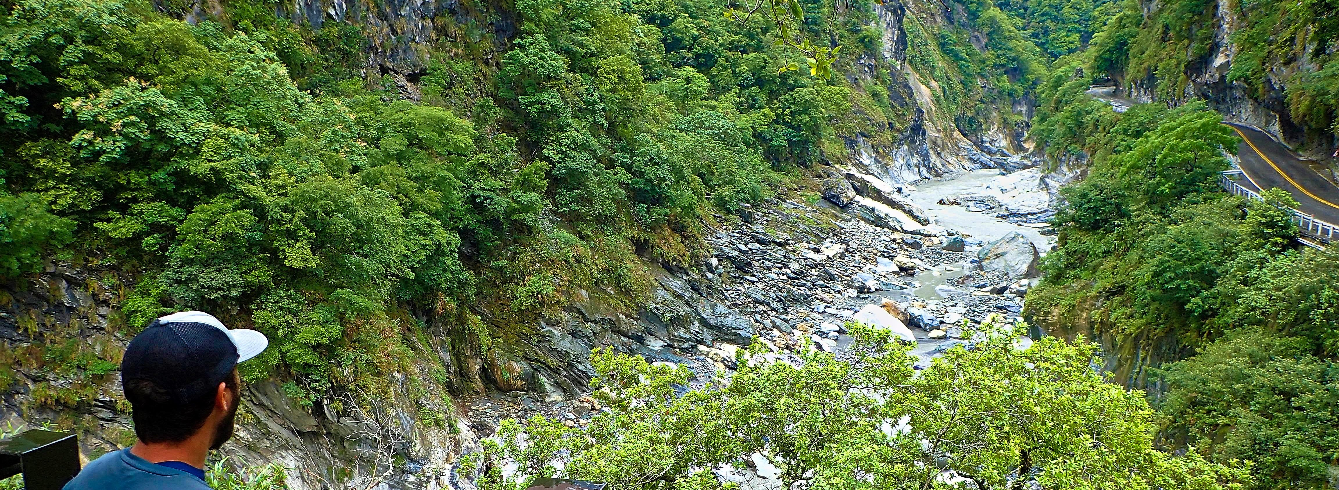 Tag: Taroko Gorge from Hualien