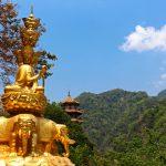 Temple, Taroko Gorge National Park