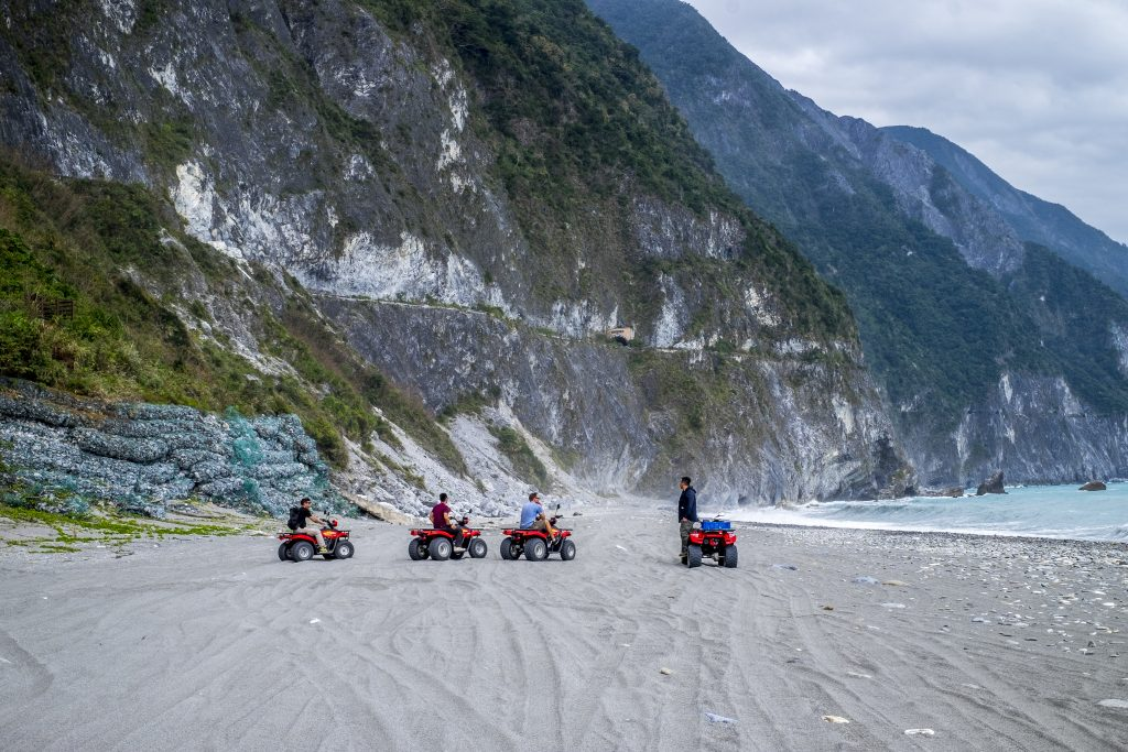 What to do in Hualien? Check out these Hualien attractions: Hualien ATV to Qingshui Cliffs