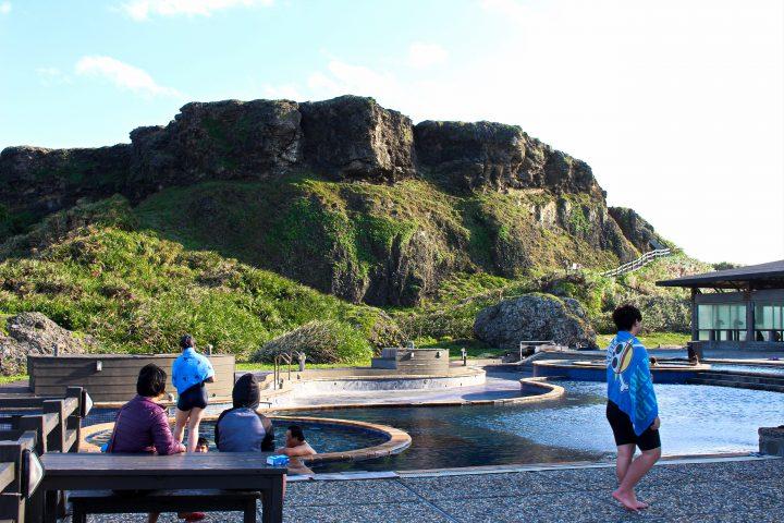 Soak in Seaside Hot Springs