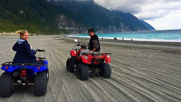 ATV to Qingshui Cliffs
