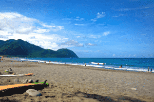 Shihtiping on the Hualien East Coast Explorer Tour