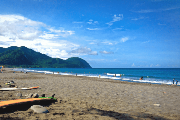 Shihtiping on the Hualien East Coast Explorer Tour