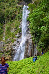 Nanan Waterfall on the Walami Trail