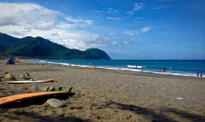 Jici Beach east coast tour hualien