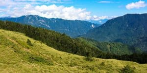 Hehuanshan Mountian tour on a hualien tour