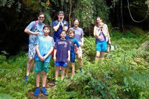 Mugua River Gorge tour