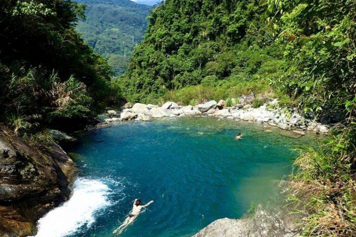 Mugua River Gorge, Emerald Valley