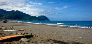 Jici Beach Hualien East Coast Tour