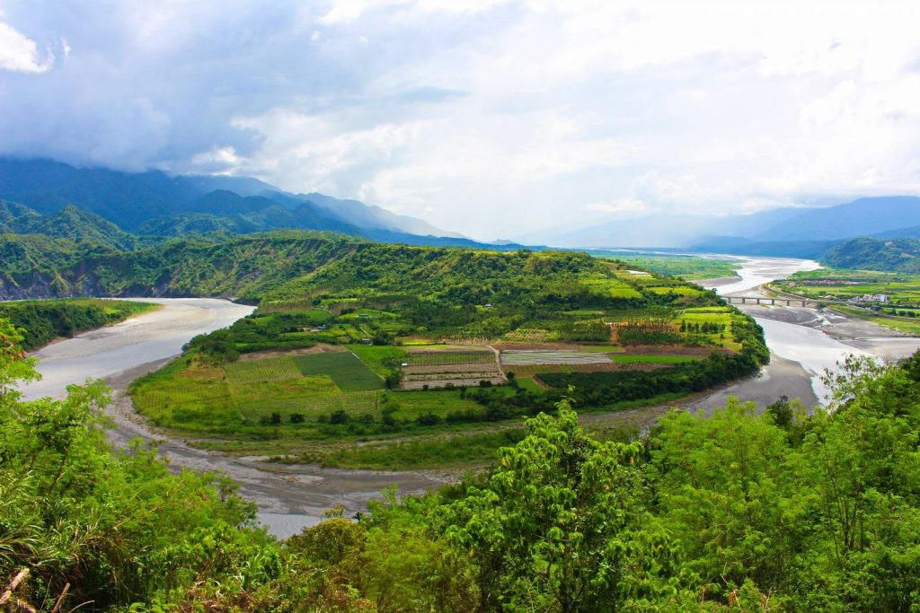 east Rift Valley Hualien Tour on Taiwan's east coast