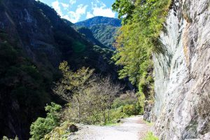 Taroko Baiyang Waterfall trail