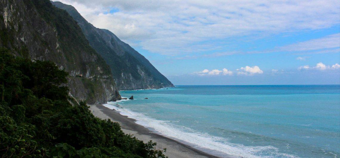 Taroko Qingshui Cliffs