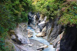 Taroko Gorge Wenshan hot spring