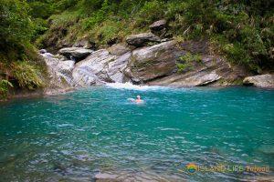 Mugua River Gorge
