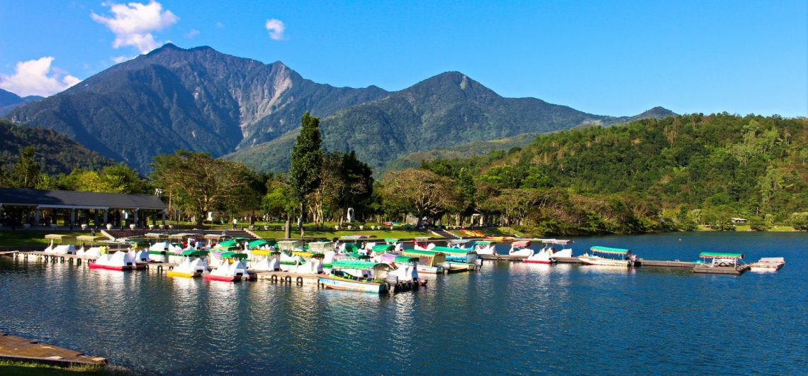 Liyu Lake on Hualien tours