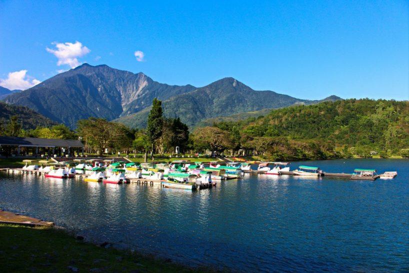 Liyu Lake on Hualien tours