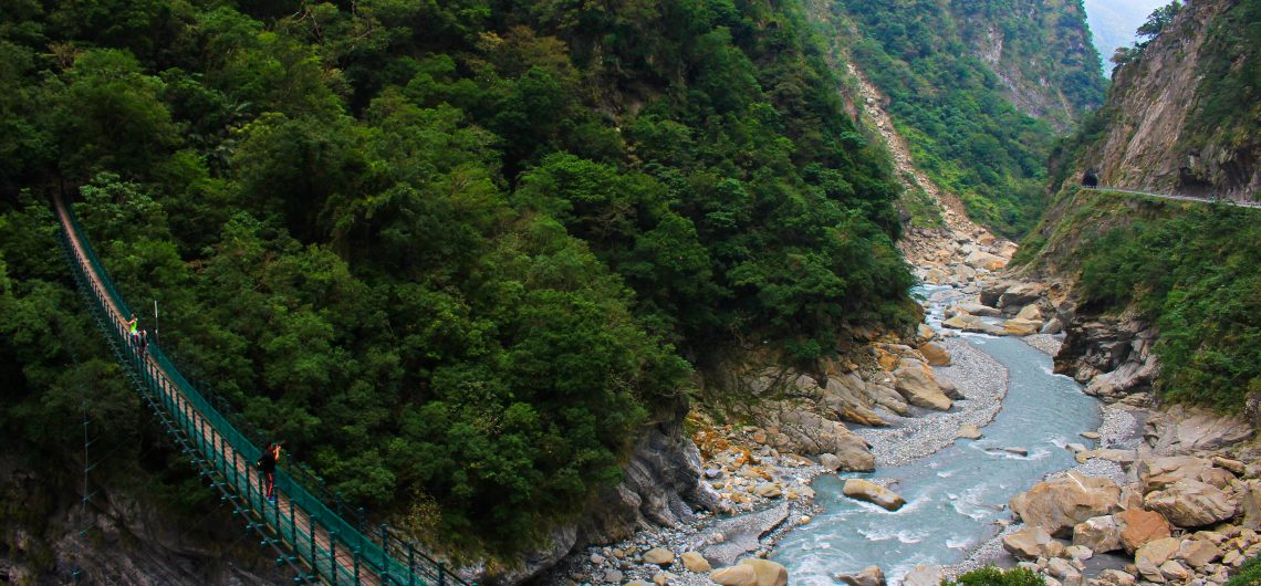 Swallow Grotto, Taroko Gorge National Park Tour