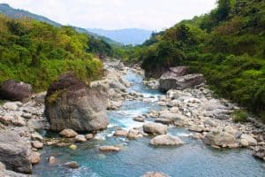 East Rift Valley, Butterfly Valley and Mugua River Gorge on our Hualien Rivers & Valleys tour
