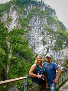 Swallow Grotto Cliff, Taroko Gorge National Park