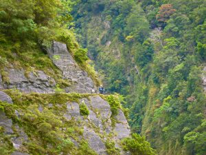 Lushui Trail, Taroko Gorge National Park