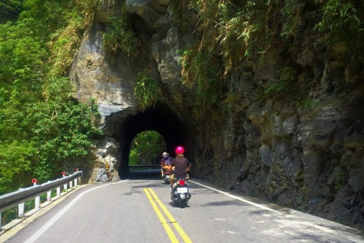 Taroko Park tour in Taroko Gorge National Park