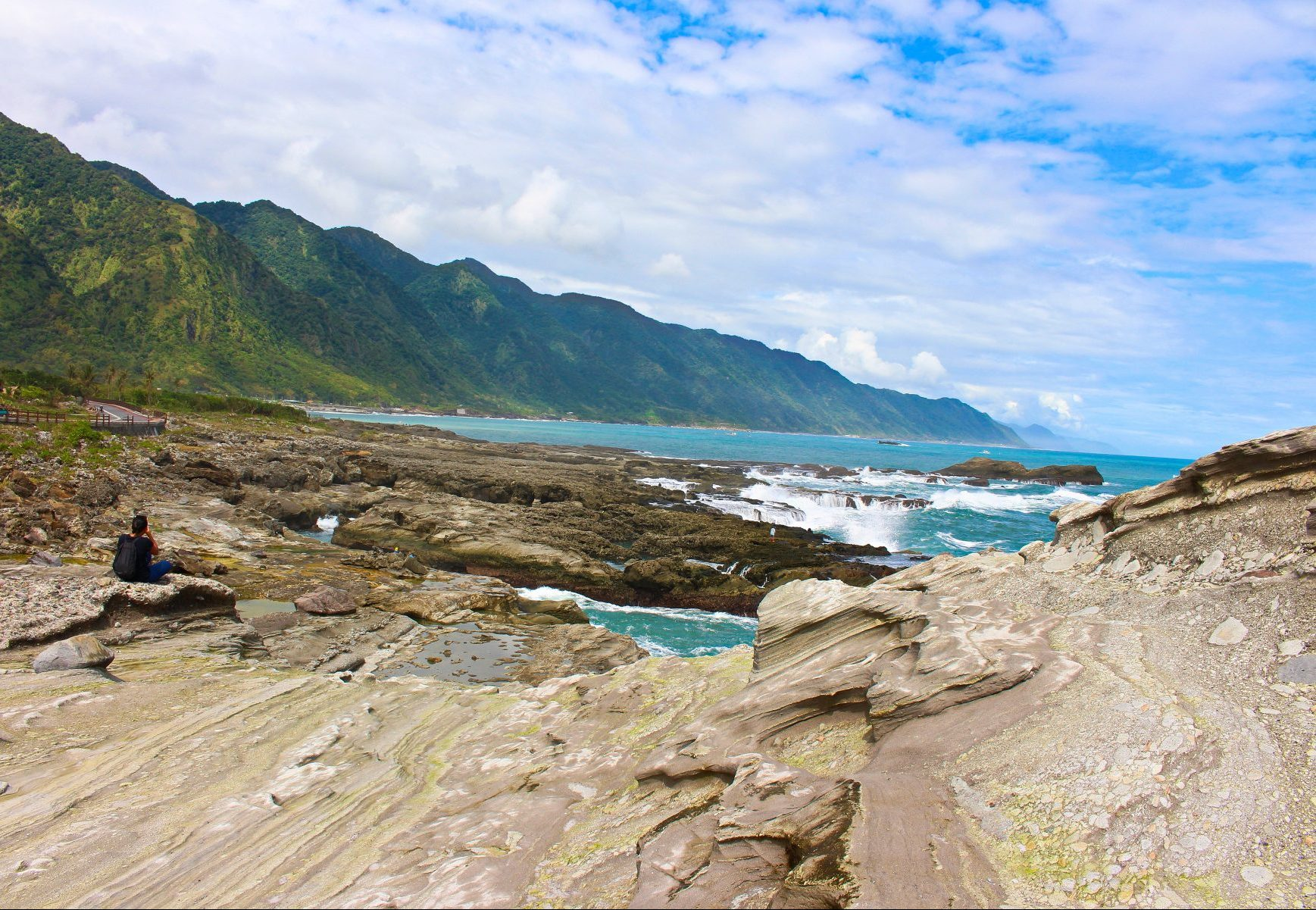 Shihtiping, one of the best things to do in Hualien, Taiwan