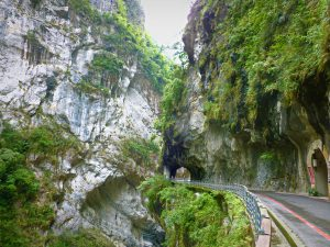 Swallow Grotto, Taroko Gorge National Park