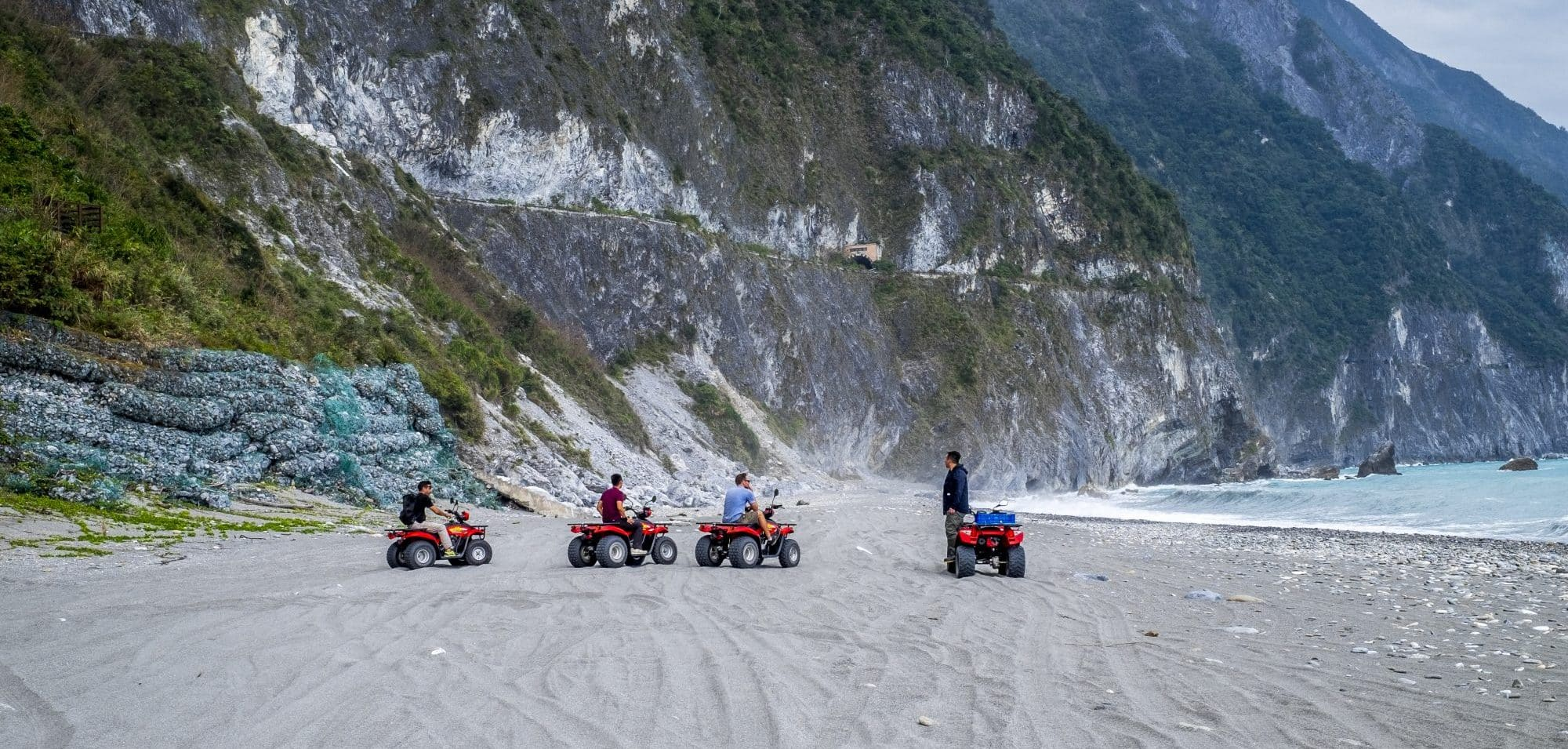 Taroko Gorge ATV Add On
