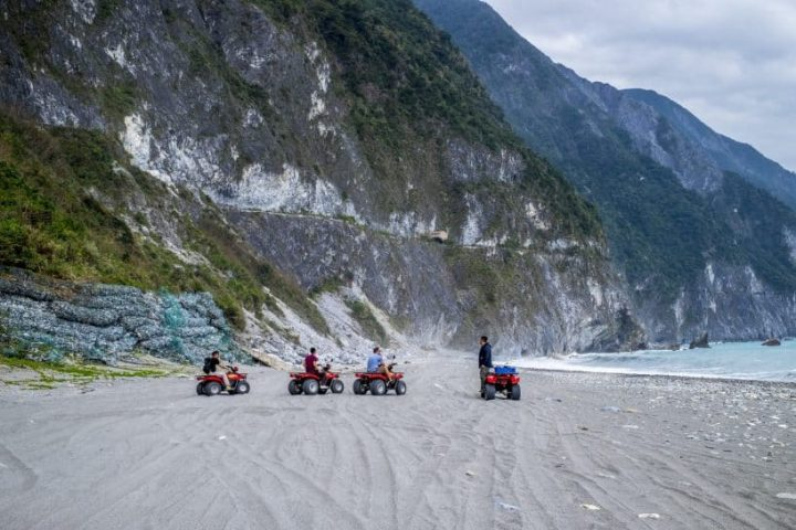 One of Many things to do in hualien, a Taroko Gorge Tour in Hualien, Hualien Tour of Taroko Gorge National Park ATVs