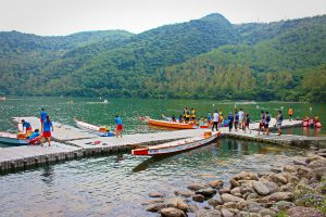 Liyu Lake hualien