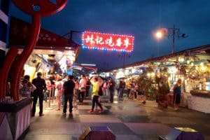 Hualien Night Market,Hualien restaurants, best restaurants in hualien