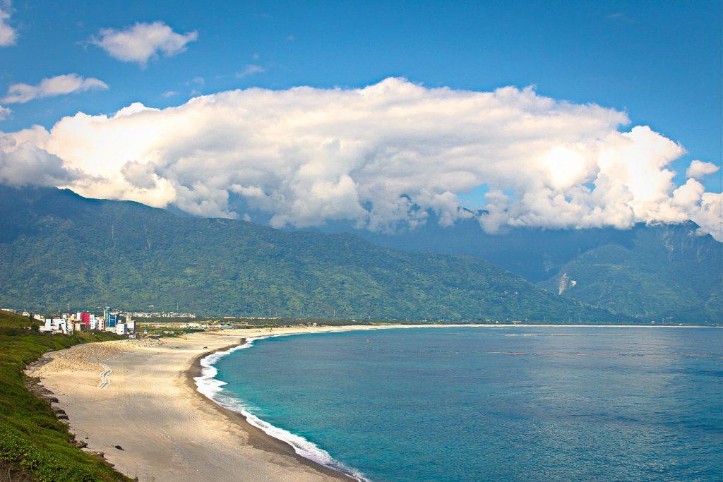 Qishingtan Beach Hualien chishingtan beach