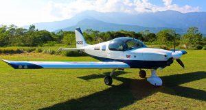 Hualien Flight
