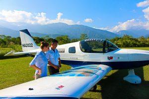 Hualien Plane Pre-flight Introduction