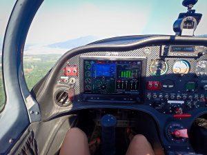 Hualien Flight In The Cockpit