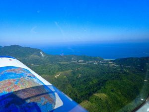 Hualien Flight View To The Coast