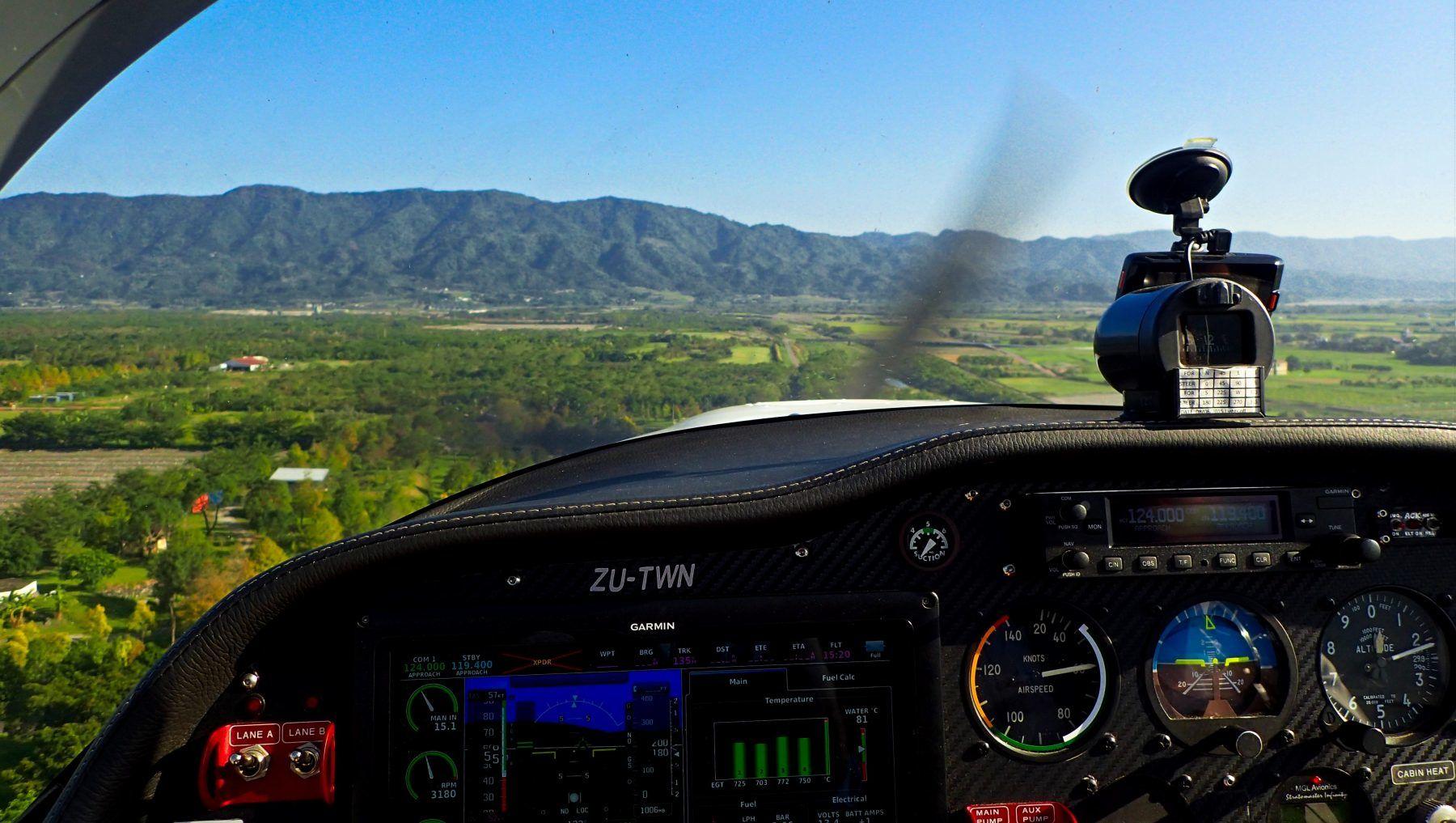 Hualien Scenic Flight Add On