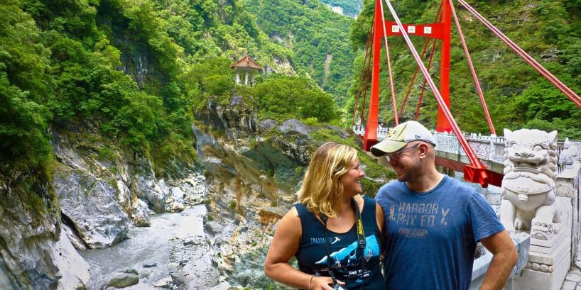 Taroko Gorge Tour in Hualien, Hualien Tour of Taroko Gorge National Park