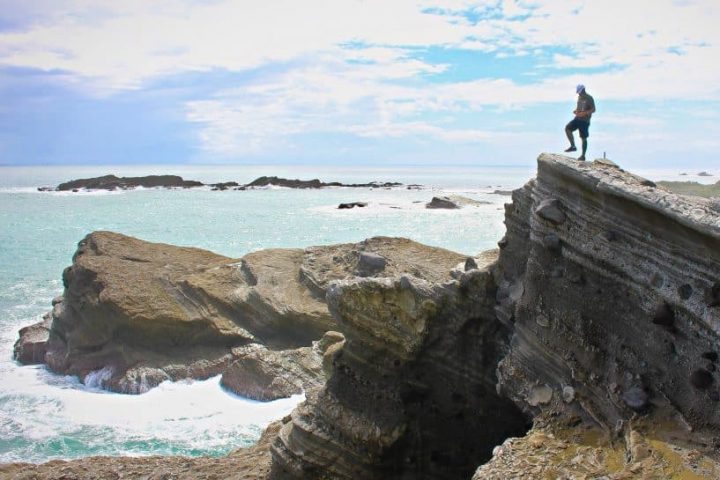 East Coast Hualien tour Shihtiping on east coast tour