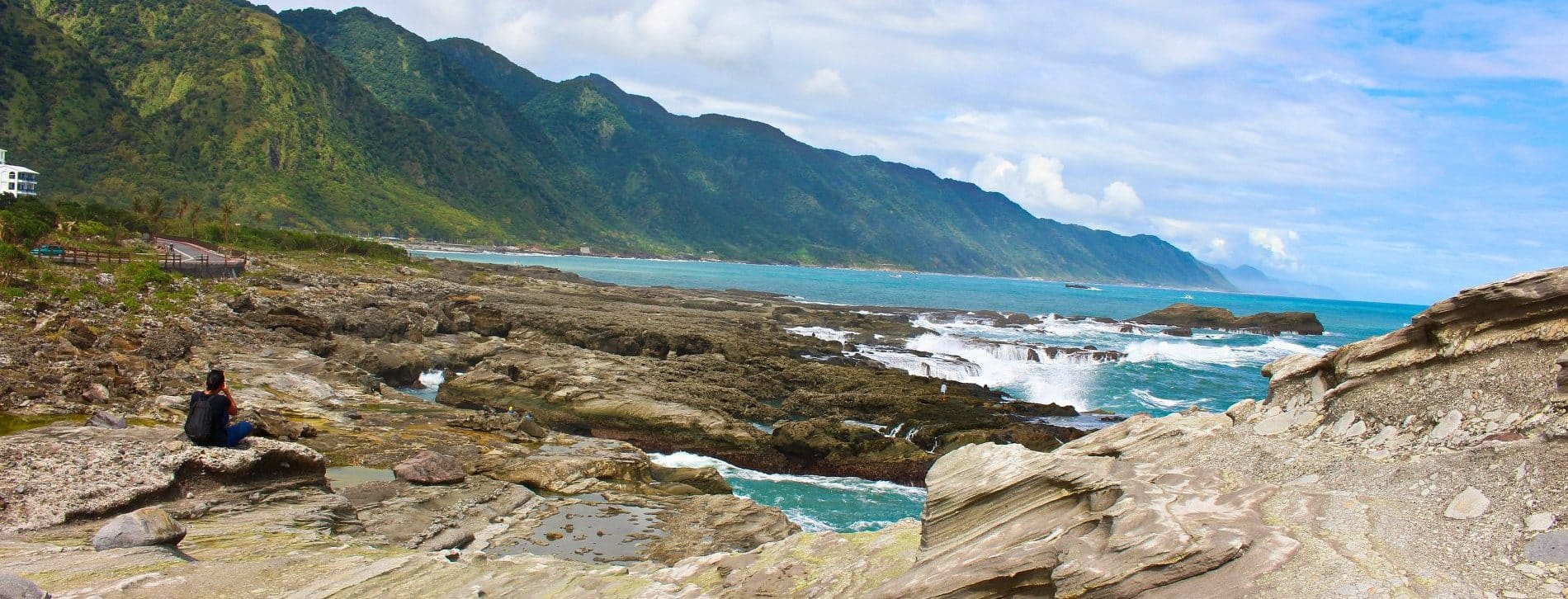 Hualien To Taitung Coastal Cruiser