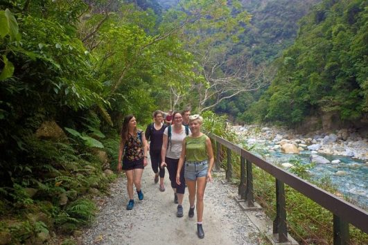 Taroko Park taroko gorge tour in taroko gorge national park