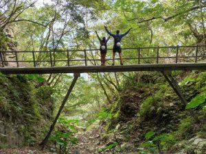 Zhuilu Old Trail Fun!