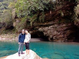 Our Secret Spot in Taroko Gorge